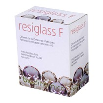 Ionômero de Vidro Forrador Resiglass - Biodinâmica