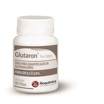 Fita Teste Glutaron Test Strips - Rioquímica