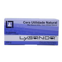 Cera Utilidade Natural - Lysanda