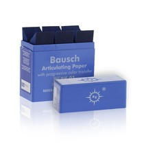 Papel Carbono 200 Micras Kit - Bausch