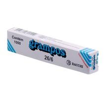 Grampo para Grampeador Galvanizado - Bacchi