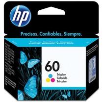 Cartucho de Tinta Original 60 Color Inkjet - HP