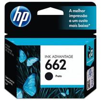 Cartucho de Tinta Original 662 PR Ink Advantage - HP
