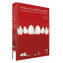 Livro A Busca da Excelência Estética no Laboratório de Prótese - Editora Napoleão