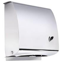 Dispenser de Papel Toalha Inox - Biovis