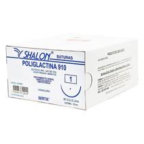 Fio de Sutura Absorvível Poliglactina 910 - Shalon