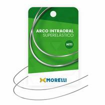 Arco NiTi Superelástico Ultra Leve Redondo - Morelli