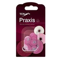 Disco de Lixa Praxis - TDV