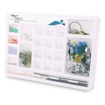 Kit de Acabamento e Polimento Foto Kit - TDV