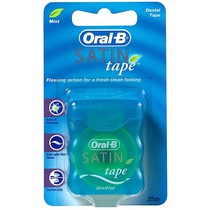 Fio Dental Satin Floss Tape - Oral-B