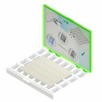 Estojo Plástico Organizador - Morelli