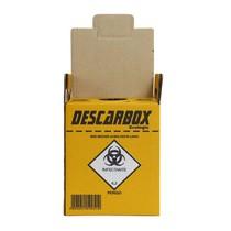 Coletor de Material Perfuro Cortante Descarbox Ecologic - Descarbox