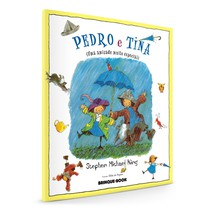 Livro Infantil Pedro e Tina - Brinque-Book