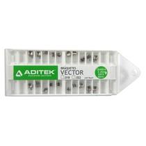 Bráquete de Aço Vector Edgewise 022 Kit - Aditek