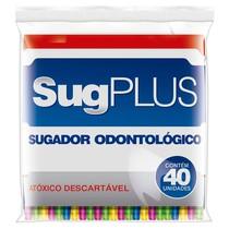 Sugador Descartável - SugPlus