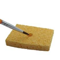 Esponja para Limpeza de Pincéis - Defama