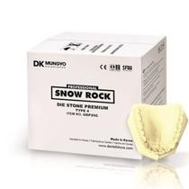 Gesso Pedra Especial Snow Rock Premium - OdontoMega