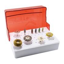 Kit para Acabamento e Polimento de Acrílico Ultra-Technique - American Burrs