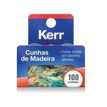 Cunha Anatômica de Madeira - Kerr