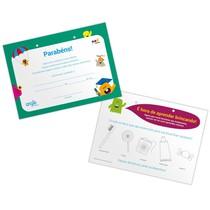 Certificado de Conclusão de Tratamento - Angie by Angelus