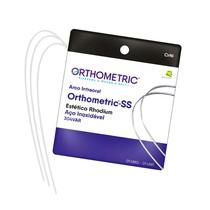 Arco de Aço Estético SS Rhodium Retangular - Orthometric