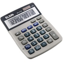 Calculadora de Mesa - Elgin