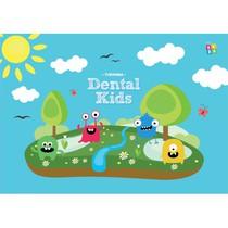 Quebra Cabeça Tematizado - Dental Kids
