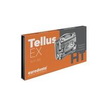 Bráquete de Aço Autoligado Tellus EX High Torque 022 Kit - Eurodonto