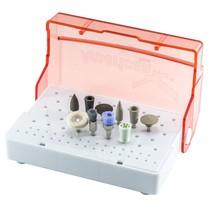 Kit para Acabamento e Polimento de Amálgama Ultra-Alloy - American Burrs
