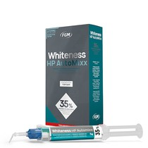 Clareador Whiteness HP Automixx 35% - FGM