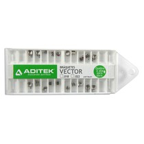 Bráquete de Aço Vector Ricketts MTB 022 Kit - Aditek
