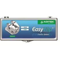 Bráquete de Aço Autoligado EasyClip+ Roth 022 Kit - Aditek