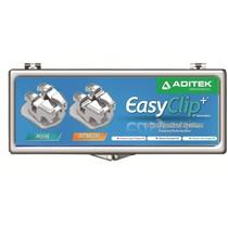 Bráquete de Aço Autoligado EasyClip+ Bidimensional 022 PDM Kit - Aditek