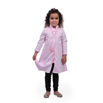 Mini Jaleco Queen Rosa - Dra. Cherie