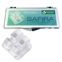 Bráquete Cerâmico Safira Mini Roth 022 - Aditek