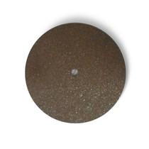 Disco de Carborundum Marrom - Dentorium