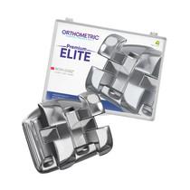 Bráquete de Aço Premium Elite Mini Roth 022 Kit - Orthometric