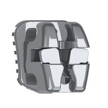 Bráquete de Aço Autoligado EasyClip+ Damon Low Torque 022 Kit - Aditek