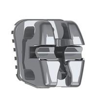 Bráquete de Aço Autoligado EasyClip+ Damon Standard 018 - Aditek