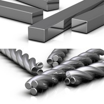 Fio Vareta de Aço Retangular - Aditek