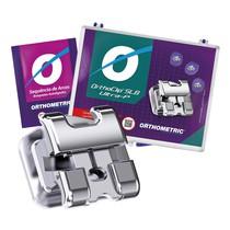 Bráquete de Aço Autoligado Ultra-P Roth 022 – Orthometric