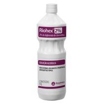 Antisséptico Riohex 2% Solução Alcóolica - Rioquímica