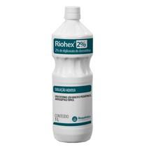 Clorexidina 2% aquosa - Rioquímica