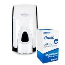 Combo Dispenser para Sabonete + Refil - Kleenex