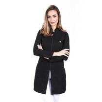 Jaleco Feminino Heloisa Preto - Dana