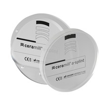 Resina de Trilho Ceramill A-Splint - AmannGirrbach
