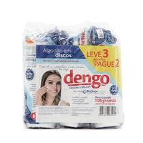Algodão Disco - Dengo