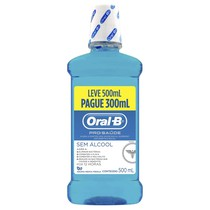 Antisséptico Bucal Pró-Saúde Menta - Oral-B