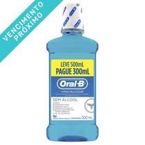 VENC 30/10/2021 - Antisséptico Bucal Pró-Saúde - Oral-B
