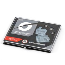 Bráquete Cerâmico Iceram Roth 022 Kit - Orthometric